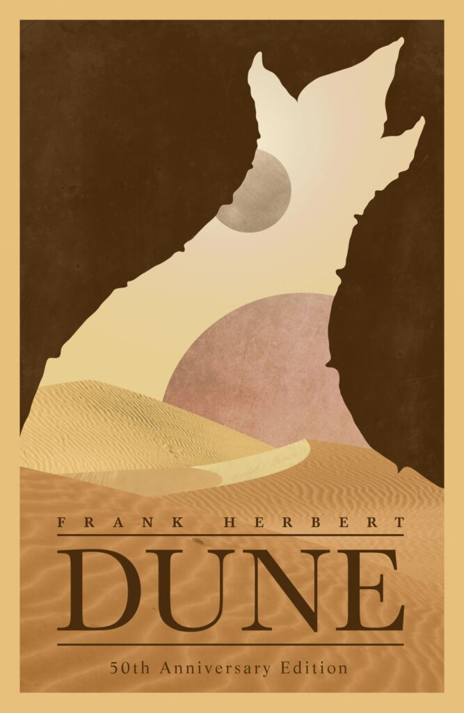 Picture of Dune book cover