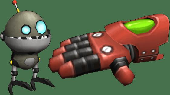 Glove Of Doom Ratchet And Clank
