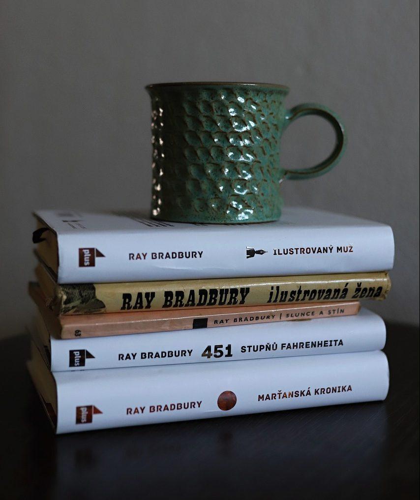 The Best Ray Bradbury short stories novels